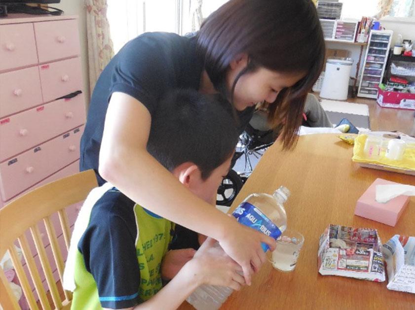 介護体験実習 障害者支援施設山郷館