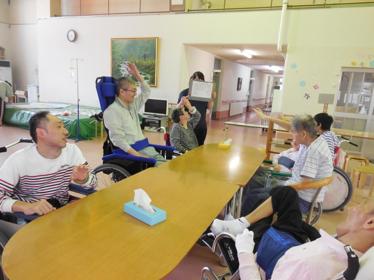 クッキングクラブの紹介 障害者支援施設山郷館
