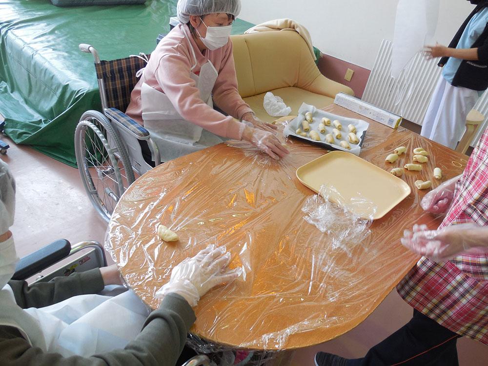 障害者支援施設 山郷館